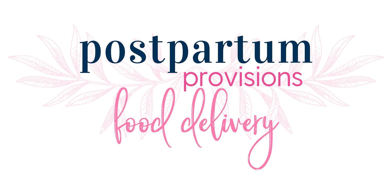 Post Partum Provisions